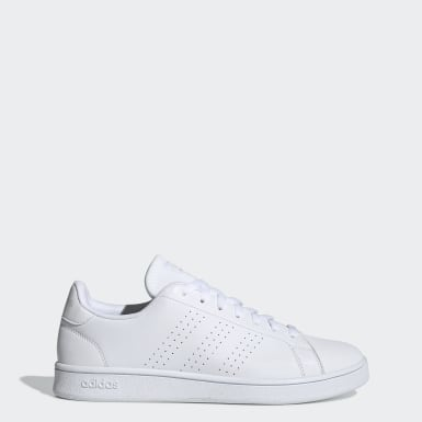 Lifestyle White Advantage Base Shoes