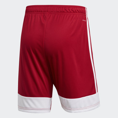 Heren Training rood Tastigo 19 Short