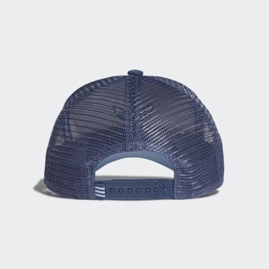 Originals Blauw Trefoil Trucker Pet