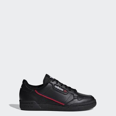 Genç Originals Black Continental 80 Ayakkabı