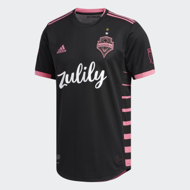 Seattle Sounders Away Authentic Championship Jersey
