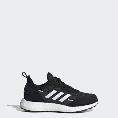 Børn Løb Sort RadipaLux S and L sko