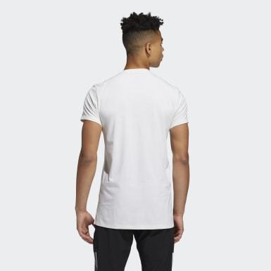 Men Training Beige Studio Tech Tee