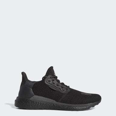 Running Black Pharrell Williams Solar HU Shoes