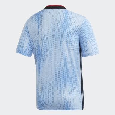 Camisa São Paulo FC 3 Azul Meninos Futebol