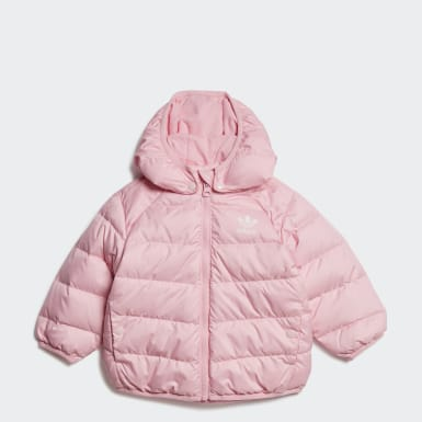 Girls Originals Rosa Real Down Jacket