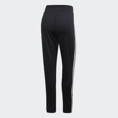 Women's Training Black Design 2 Move 3-Stripes Pants