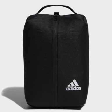 Men Training Black Shoe Bag