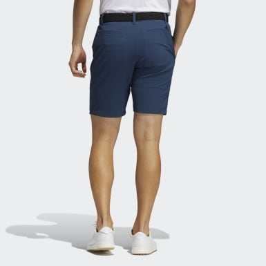 Men Golf Blue Expose Shorts