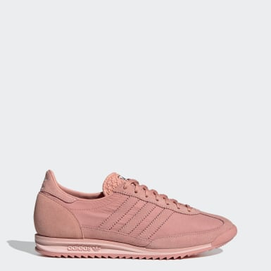 Women Originals Pink SL 72 Shoes