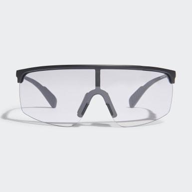 Padel Tenis černá Sluneční brýle SP0005 Shiny Black Injected Sport