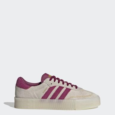 Women's Originals Grey SAMBAROSE Shoes
