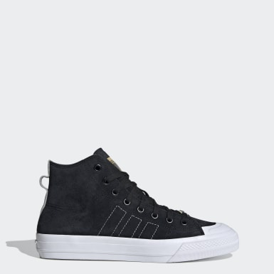 Sapatos Nizza Hi RF Preto Originals