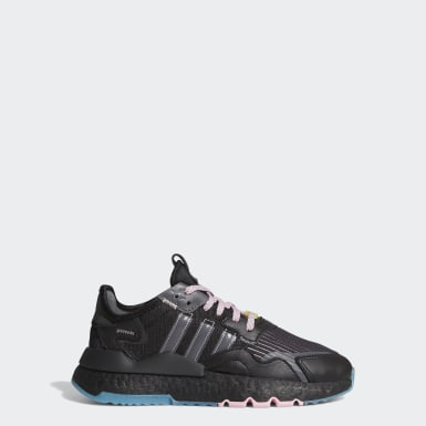 Youth Originals Black Ninja Nite Jogger Shoes