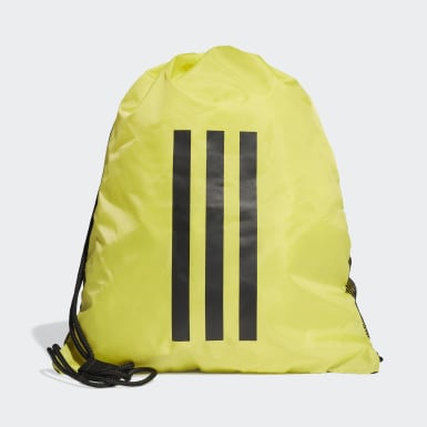 Training Yellow 4ATHLTS Gym Bag