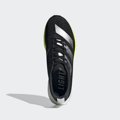 ผู้ชาย วิ่ง สีดำ รองเท้า Adizero Pro
