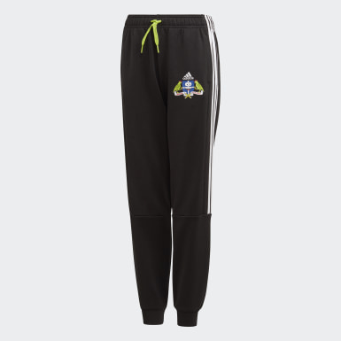 Boys Lifestyle Black Cleofus Pants