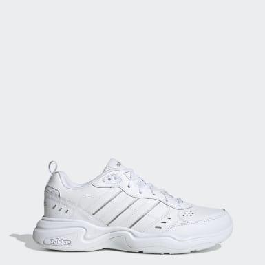 Walking Strutter Schuh Weiß