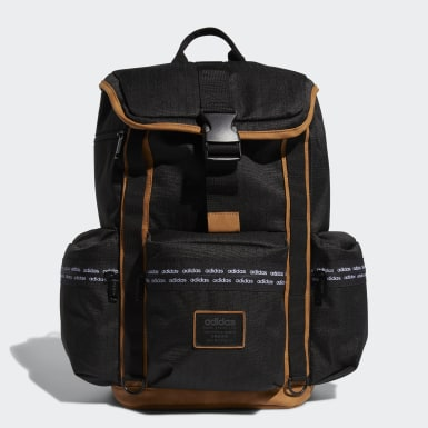Essentials Black Kantan Backpack