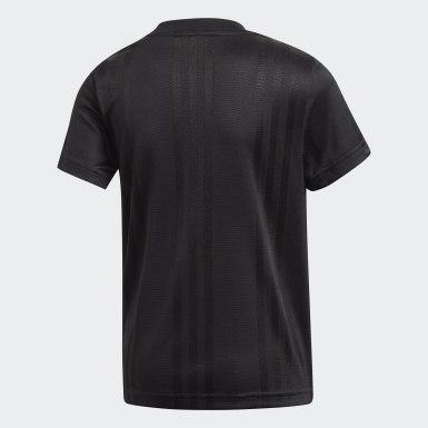 Børn Originals Sort Outline T-shirt