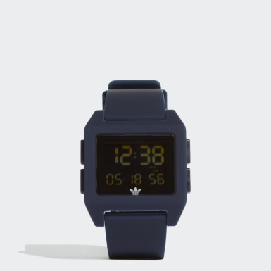 Originals Blauw Archive_SP1 Horloge