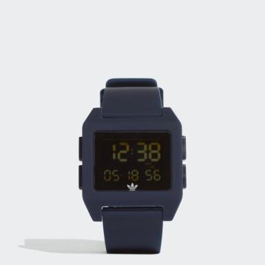 Zegarek Archive_SP1 Niebieski