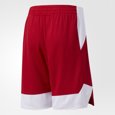 Children Basketball Red Crazy Explosive Shorts
