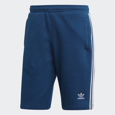 Mænd Originals Blå 3-Stripes shorts