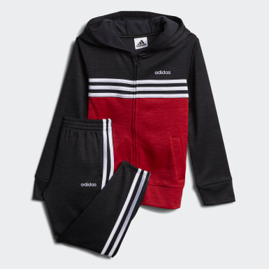 M��lange Hooded Jacket Set
