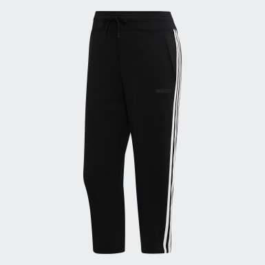 Pantalon 3/4 Design 2 Move 3-Stripes Noir Femmes Training