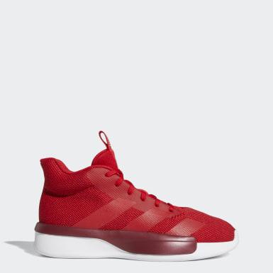 красный Баскетбольные кроссовки Pro Next 2019