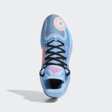 บาสเกตบอล สีน้ำเงิน D Rose 11
