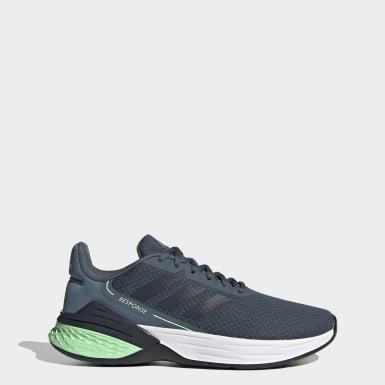 Zapatillas Response SR Azul Mujer Running
