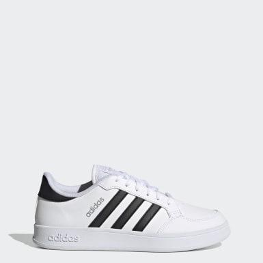 Frauen Tennis Breaknet Schuh Weiß