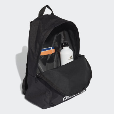 Training Black Classic Big Logo Backpack