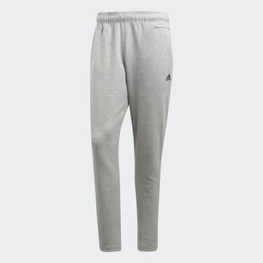 Men Athletics Grey ID Stadium Pants