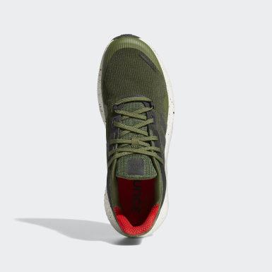 Heren Hardlopen groen Alphatorsion Schoenen
