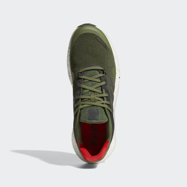 Sapatos Alphatorsion Verde Homem Running