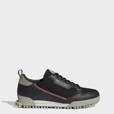 Kvinder Originals Sort Continental 80 Baara sko