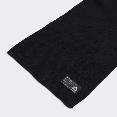 Training Black Performance Scarf