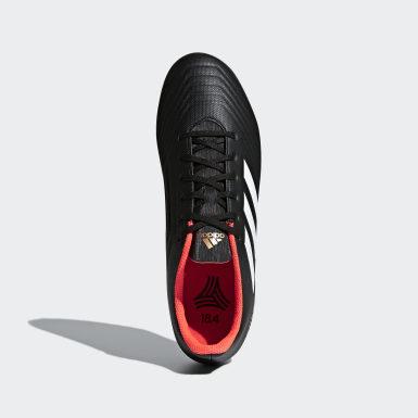 Calzado Predator Tango 18.4 Turf Negro Fútbol