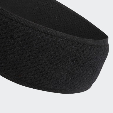 Women adidas by Stella McCartney Black Running Headband