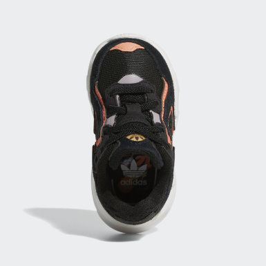 Infant Originals Black Yung-96 Shoes