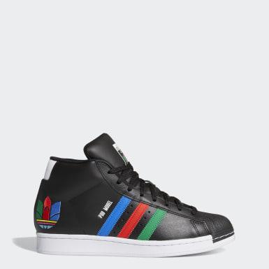 Men's Originals Black Pro Model Shoes