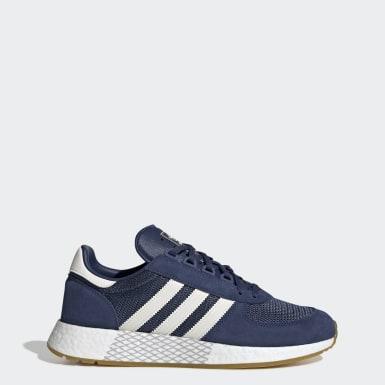 Originals Blauw Marathon Tech Schoenen