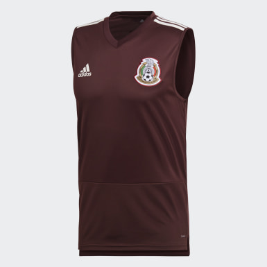 Jersey de Entrenamiento Sin Mangas Selección de México 2018