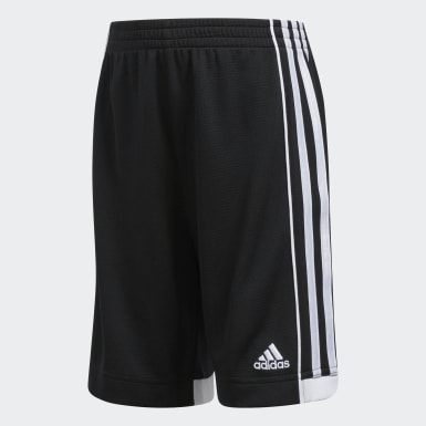 Youth Training Black Speed 18 Shorts