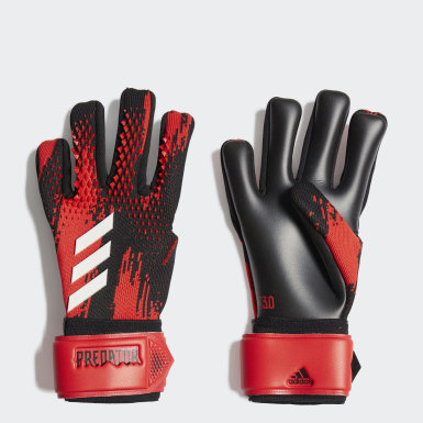Soccer Black Predator 20 League Gloves