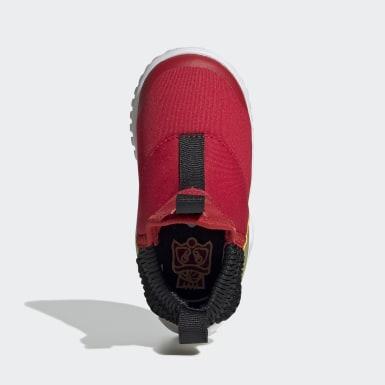 Kids Training Red RapidaZen Shoes