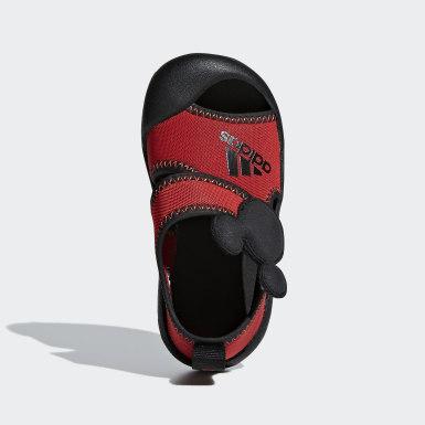 Bebek Yüzme Siyah AltaVenture Mickey Sandalet